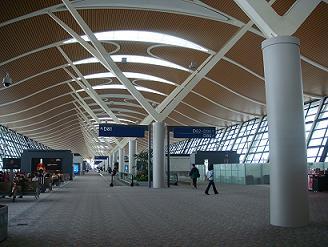 上海浦東国際空港 ターミナル2